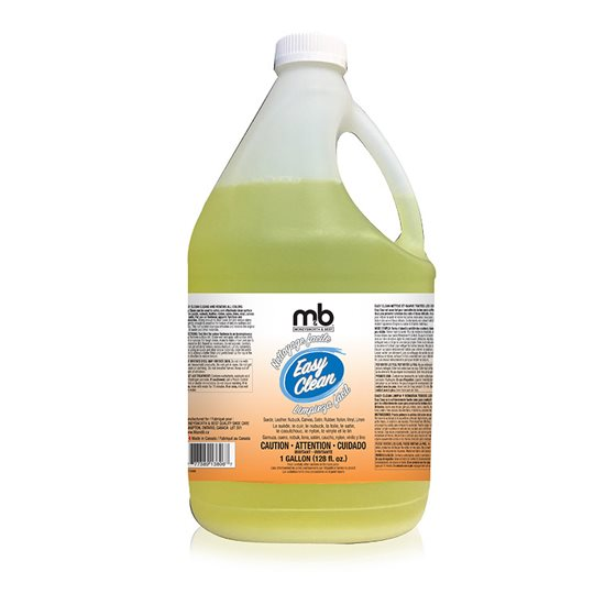 SUEDE CLEANER - 1 GALLON