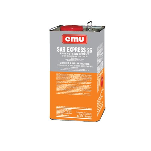EMU SAR EXPRESS 26 FAST SETTING CEMENT