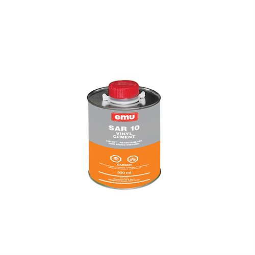 EMU SAR 10 VINYL CEMENT - ASSORTED SIZES