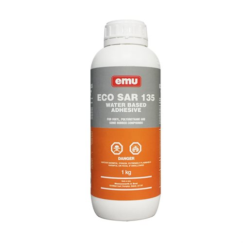 EMU ECO SAR 135 WATER BASED ADHESIVE