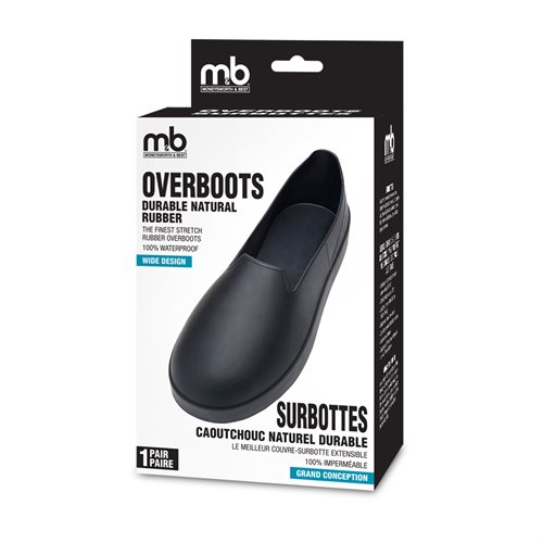 OVERBOOTS - ASSORTED SIZES