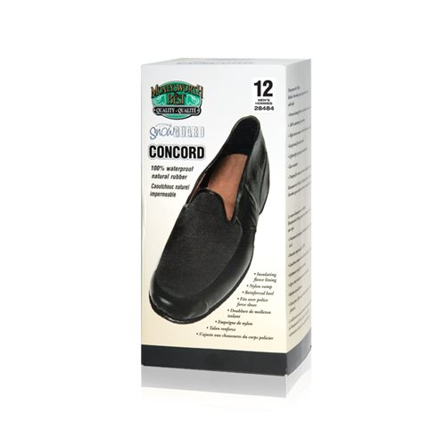 CONCORD OVER SHOE MENS 10