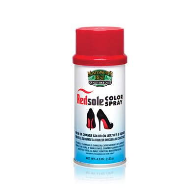 RED SOLE COLOR SPRAY