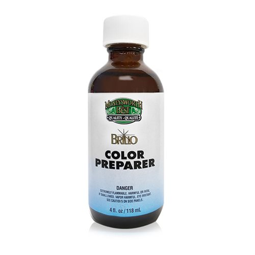 BRILLO™ COLOR PREPARER