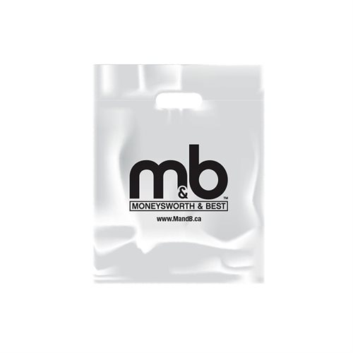 M&B POLY BAG LARGE ENGLISH