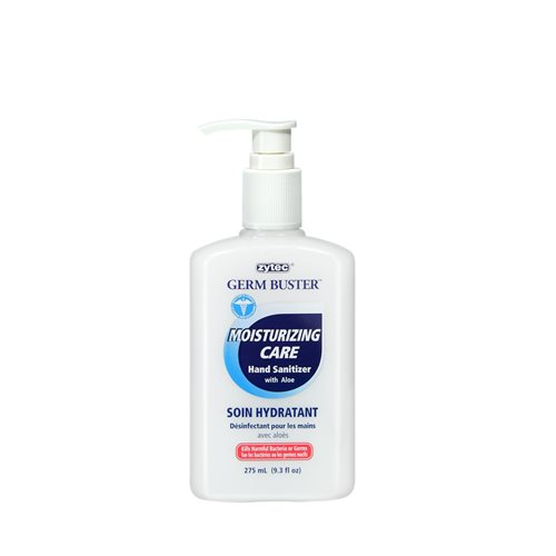 ZYTEC SANITIZER CLEAR GEL WITH MOISTURE CARE 275ML
