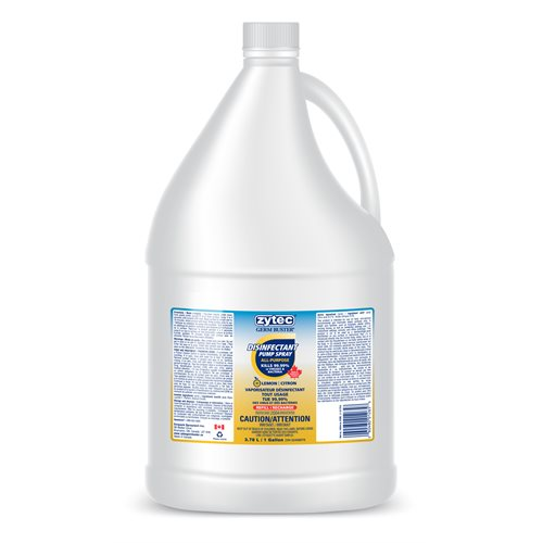 ZYTEC SURFACE DISINFECTANT REFILL 3.78L